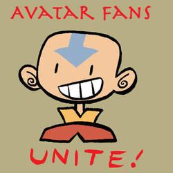 Avatar Fans Unite by yaytime