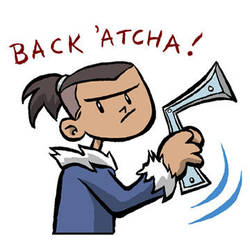 Sokka Right Back Atcha by yaytime