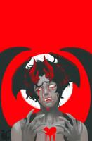 Akira Fudo by citgepolol
