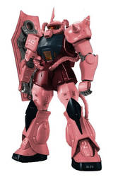 Char's Gouf by megamike75