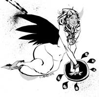 Black Wing by JimMahfood-FoodOne