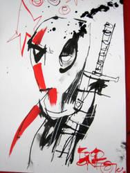 Deadpool by JimMahfood-FoodOne