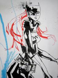 Batgirl by JimMahfood-FoodOne