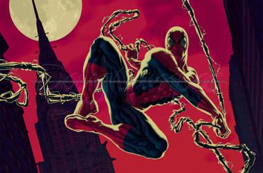 Fan Art Spider-Man by el-douglas