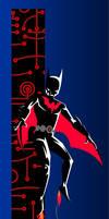 Batman Beyond by LunarDawn