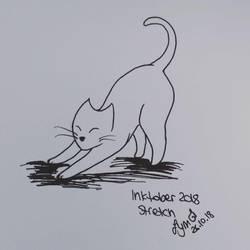 Inktober 2018 Day 26 by Billie-phoebe