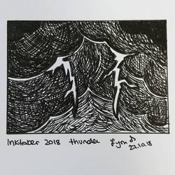Inktober 2018 Day 27 by Billie-phoebe