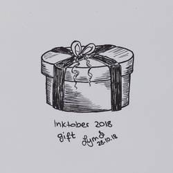 Inktober 2018 Day 28 by Billie-phoebe