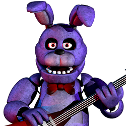 Bonnie the Bunny Icon by luizcrafted