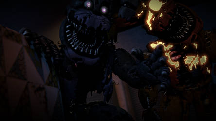 Your First Nightmares by luizcrafted