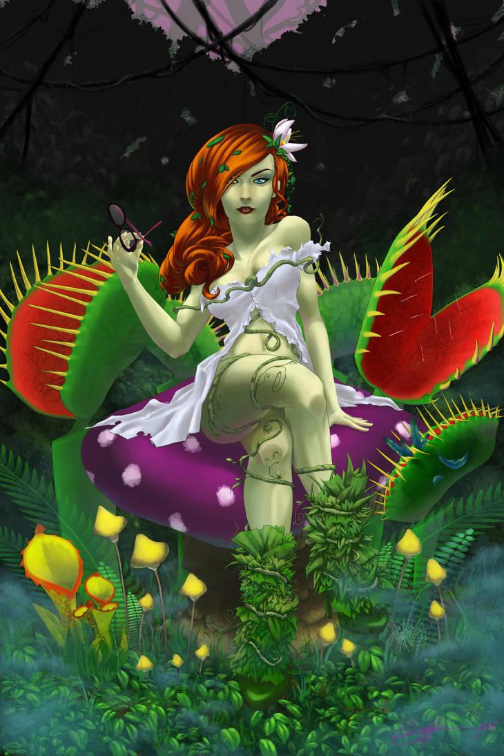 092411 Poison Ivy by weenie