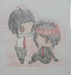 Frerard by RinaLin727