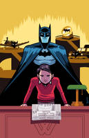 Batman No. 47 by dryponder