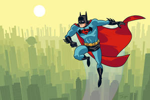 SuperBatman by dryponder