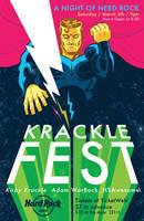 KrackleFest Poster by dryponder