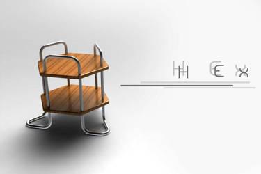 H e x by Eedethnius