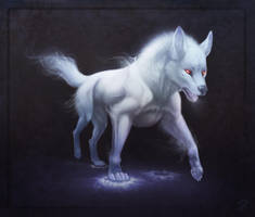 All Hail to the Wolf King by HanMonster
