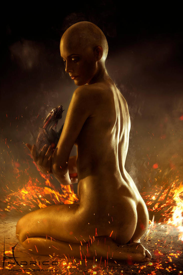 The Unburnt by Hidrico