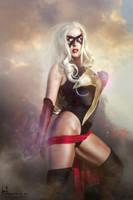 Ms. Marvel by Hidrico
