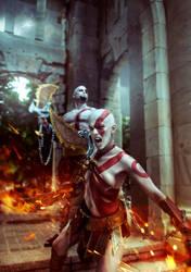 Gods of War by Hidrico