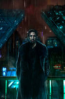 K - Blade Runner 2049 by Hidrico