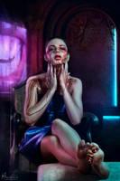 I'm Deranged - The Neon Demon by Hidrico