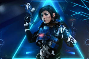 The Pathfinder - Mass Effect Andromeda by Hidrico