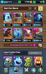 my deck ^^ by CharaMur