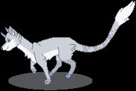 Kirin Fox Pixel by Sylveon17