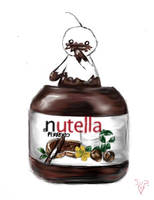 Cry's Nutella by ralzonfleur