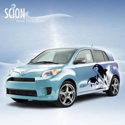 Scion real freedom2 by Qdi