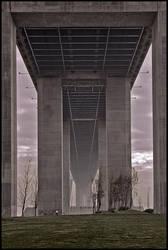 Under the bridge by ElectrikSheep