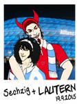 Bundeslihaha: 1860 Munich x 1. FC Kaiserslautern by freibulous