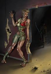 Delloreen - Genesis of Shannara by Daniel-Venice