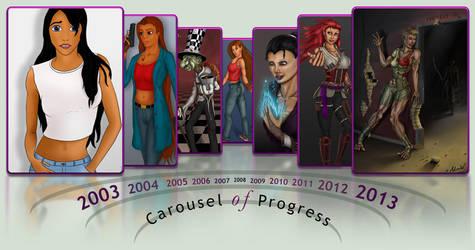 Carousel of Progress by Daniel-Venice