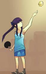 Tennis Pong by eolgs