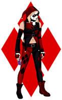Red Queen by JackNapierlauching