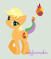 Fruit Flame by mlpfanmakerandnextge
