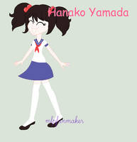 Hanako Yamada by mlpfanmakerandnextge