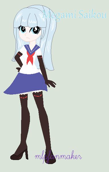 Megami Saikou by mlpfanmakerandnextge
