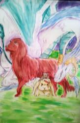 The Idols by Ryoukittygirl