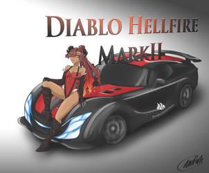 Diablo Hellfire MarkII by Carotah