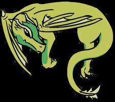 Poco the Woodland Dragon by SilverBlazeBrony