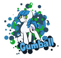 Ian Gumball - Commission Art by SilverBlazeBrony