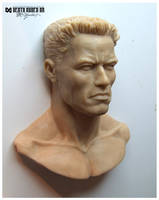 Arnold Schwarzenegger by Pedro-Moretto