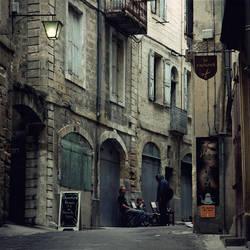 scene de rue 212 by C-Jook