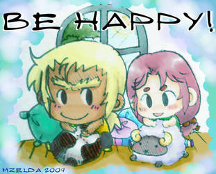 Be Happy by MZ15