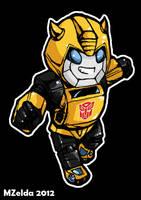 Superdeformers: Bumblebee by MZ15