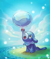 Popplio by MZ15