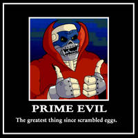 Evil Motivation by mightyfilm